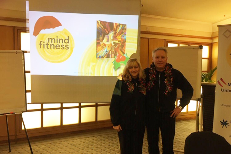 Mind Fitness unlock you presentation