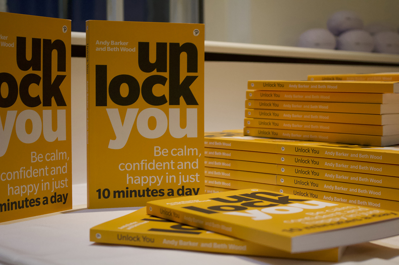unlock you book