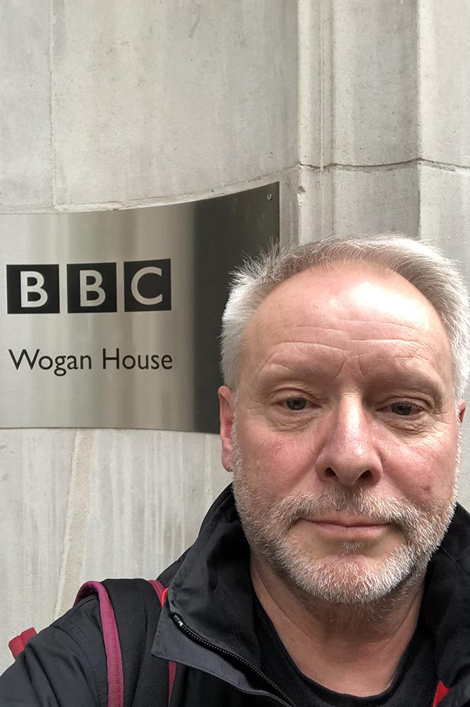 Mind Fitness at BBC radio