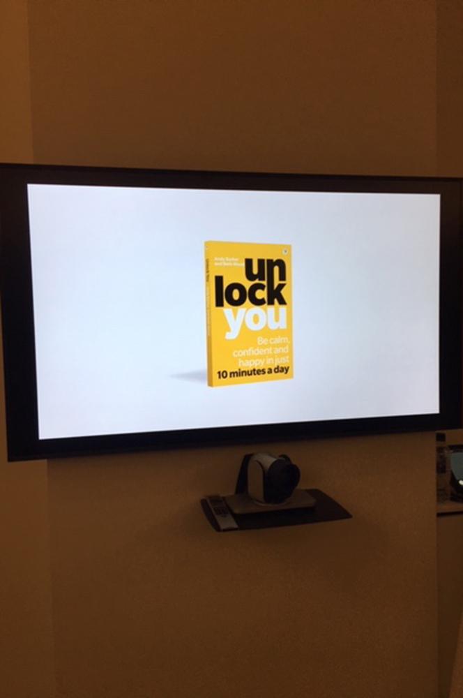 unlock you presentation