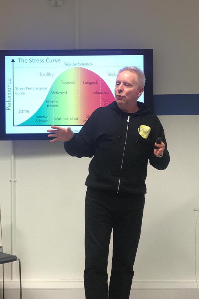 Mind Fitness presentation